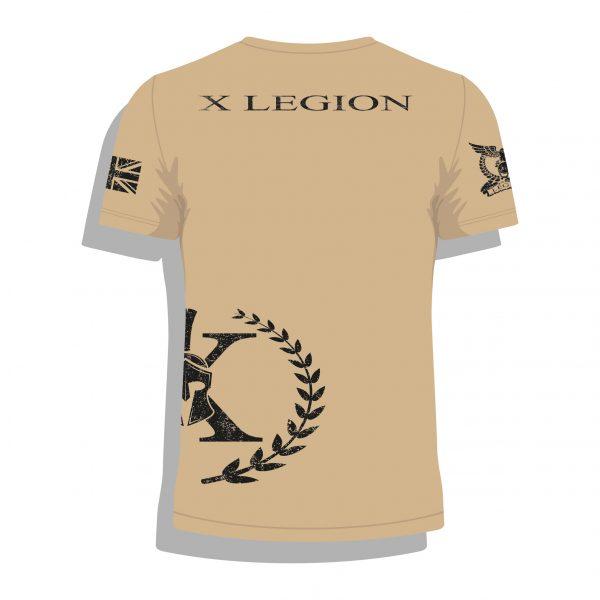 10th Legion Airsoft BattleSim Team Rear
